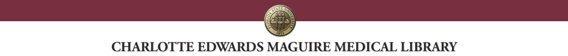 Florida State University College of Medicine: FAQs banner