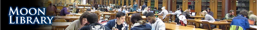 SUNY College of Environmental Science & Forestry: Library FAQ's banner
