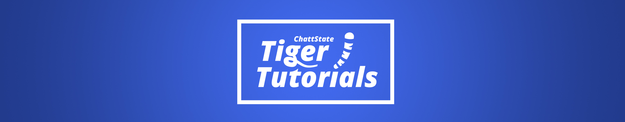 Chattanooga State Community College: Tigerpedia banner