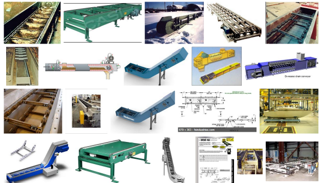 Drag Chain Conveyors
