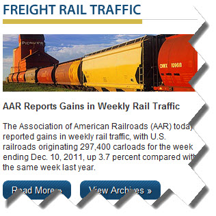 Freight Rail Traffic