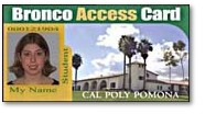 Bronco Access Card