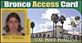 Bronco Access Card