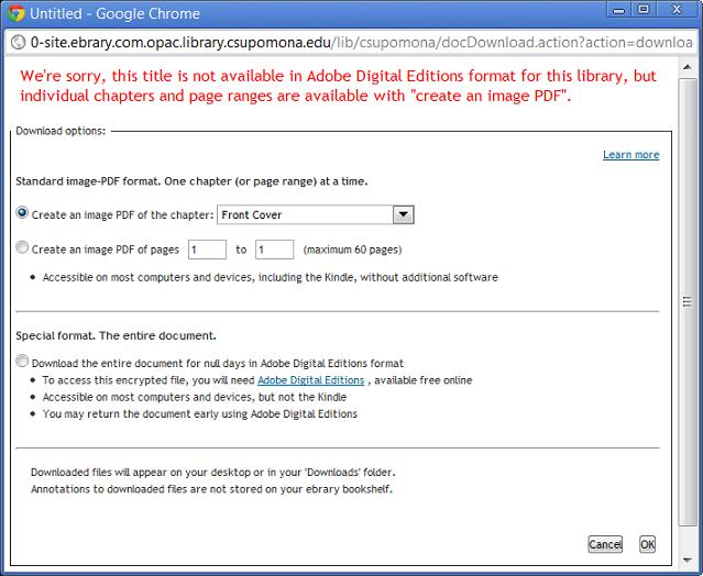 ebrary download screenshot