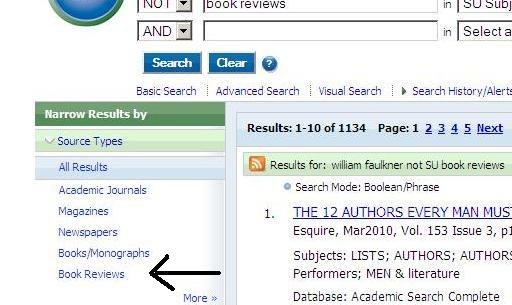Book review Ebsco
