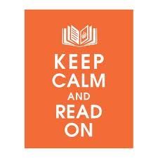 Keep Calm & Read On