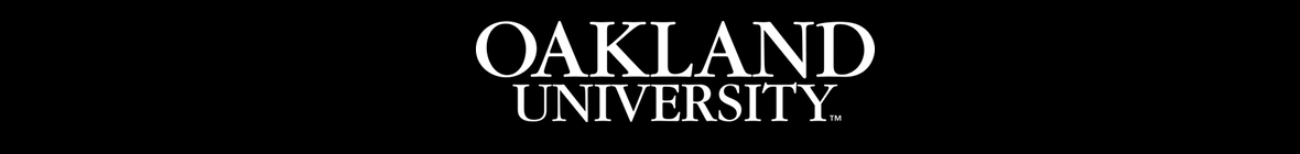 Oakland University: LibAnswers banner