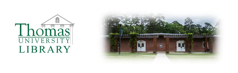 Thomas University: FAQ banner