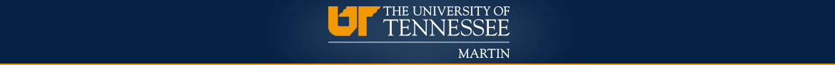 University of Tennessee at Martin: FAQs banner