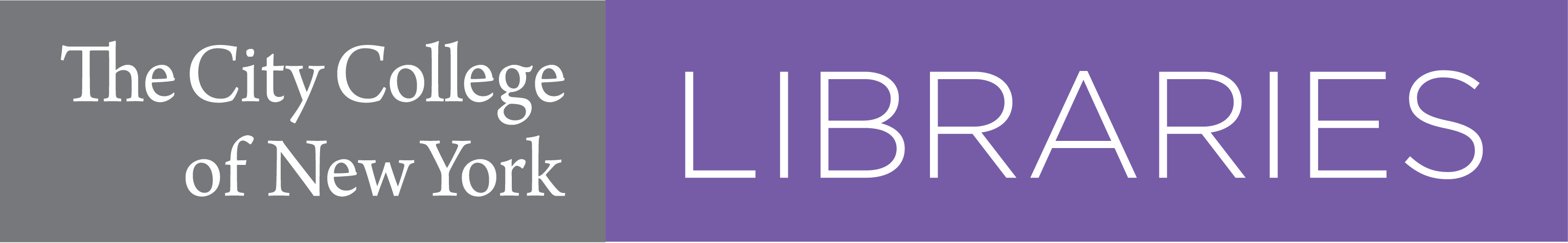 City College Libraries: LibAnswers banner
