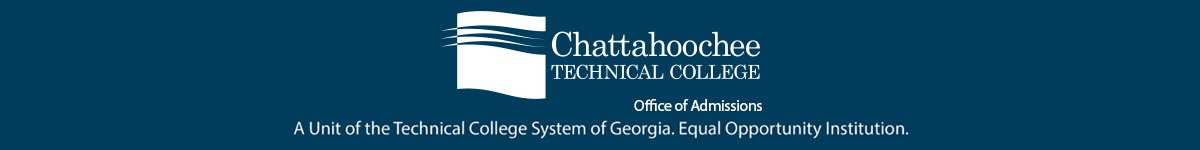 Chattahoochee Technical College: CTC banner