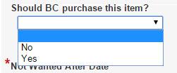 screenshot of ILL purchase option