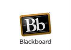 Blacboard Course Management Logo