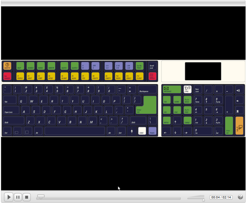Bloomberg: keyboard - Fast Answers