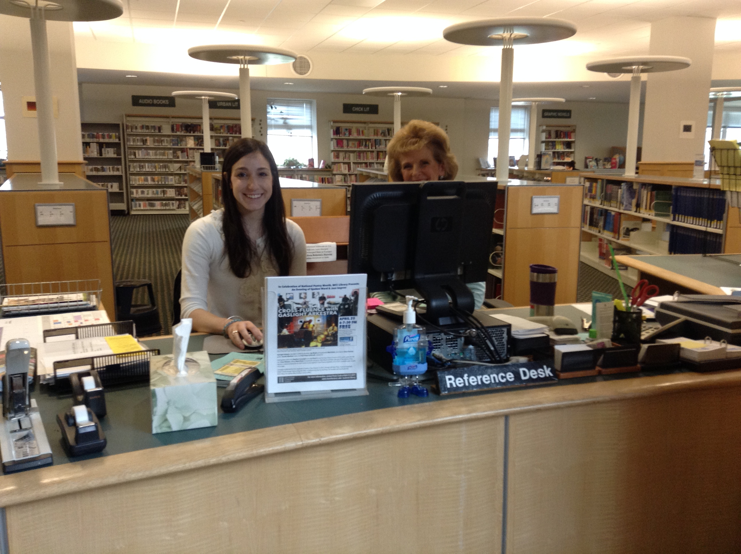 MCC Library Reference Desk