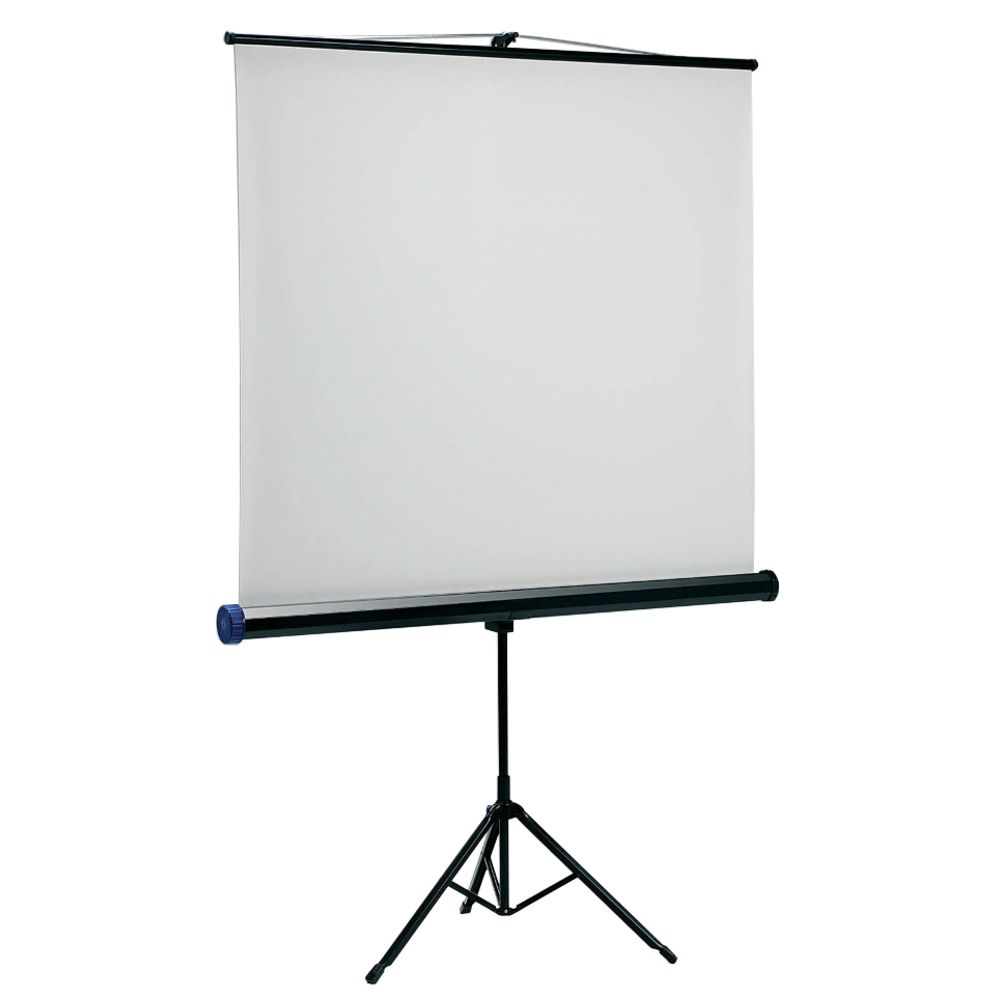 Portable projector screens