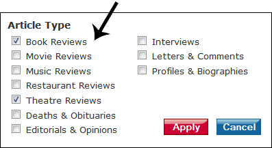 LexisNexis screenshot