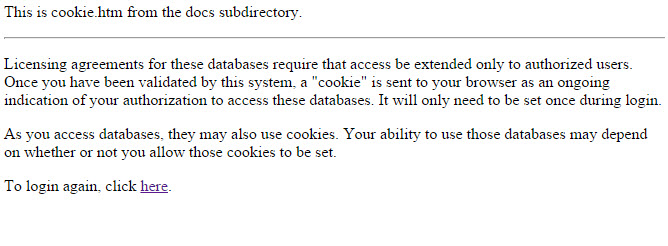 This is cookie.htm from the docs subdirectory